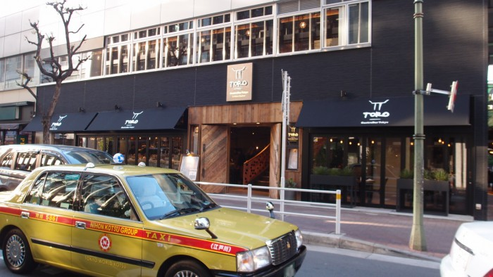 TORO TOKYO 外観