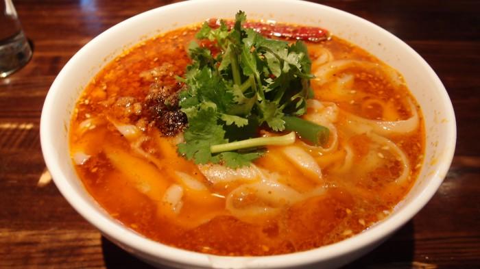刀削麺園 麻辣刀削麺