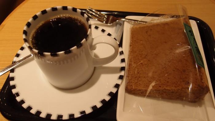 ツバキcafe ケーキセット